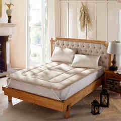 Carolina textile LoVo wool mattress pad antiskid genuine warmth melt thickening cashmere and wool mat Wool thickening mattress 1.5m (5 feet) bed