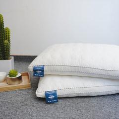 Home textile, feather velvet, soft Hotel, neck pillow, cervical pillow, adult single pillow, double pillow, post bag A couple (2)