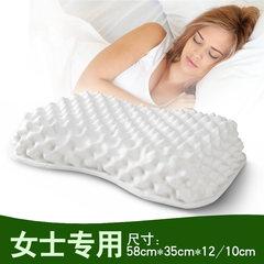 [daily special] Thailand latex pillow, cervical vertebra pillow, massage health pillow, import natural rubber pillow Ladies beauty pillow