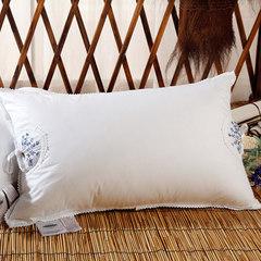 Cotton ultra soft comfortable fiber, down pillow, solid pillow, lavender, cervical vertebra, herb pillow, health pillow Lavender pillow