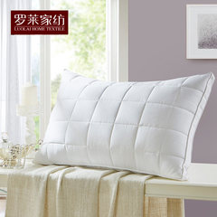 Roley textile Roley feather pillow bedding pillow pillow pillow soft velvet W single The real shooting (Carolina direct to ensure genuine)
