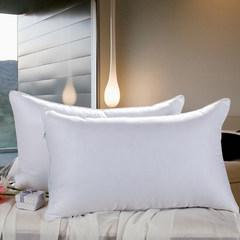 记忆枕 慢回弹定型枕保健枕 羽绒枕枕头枕芯护颈枕 小方格枕(单个的价格)