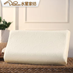 Mercury textile genuine natural latex pillow latex Thailand imports single neck washable adult pillow pillow Mini