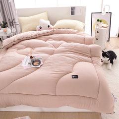 Every day special, quilt core thickening, double warmth single student dormitory, spring and winter quilt quilt winter cotton 200X230cm M Camel