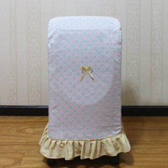 Air conditioner fan cover, mobile air conditioner cover, air purifier cover, fabric dust cover product, fresh yellow lace money More color, please consult customer service Pleasing to the eye, the 181 highest