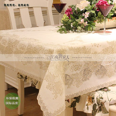 Genuine European imports of oil and water repellent disposable tablecloth table cloth PVC tablecloth table pad thickening bag mail fashion Erb Mi yellow 65+17 vertical *70CM