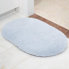 简约现代客厅卧室地毯加厚满铺床边毯房间榻榻米椭圆形地垫可定制 定制尺寸联系客服