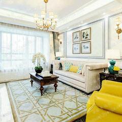 简约现代时尚欧式客厅地毯沙发茶几卧室满铺床尾地毯加厚定制 定制尺寸联系客服