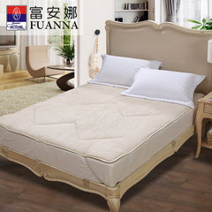 Anna textile bed mattress pad and protective pad thick corduroy warm thick mattress 1.2m (4 feet) bed