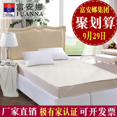 Anna textile Simmons mattress new autumn and winter protection pad mattress wool protective mattress elegant demure 1.0m (3.3 feet) bed