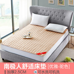 Mattress, tatami bed mattress, 1.5m bed, single person, double 1.8m, student hostel, 1.2 meter floor mattress, elegant - Camel 1.2m (4 ft) bed.