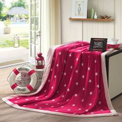 Roley textile official flagship store of American air conditioning blanket blanket blanket blanket with double star composite blanket 150× 200cm