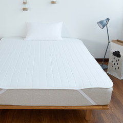 A simple double bed mattress Tang Japanese antibacterial mattress Simmons bed pad tatami protective sleeve 1.5m1.8m Bed pad 1.2m (4 feet) bed