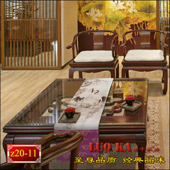 Chinese classical plush cloth auspicious gift of Ming and Qing Ping tea table conference room living room Club custom wallpaper corner Z20-11 90*160cm