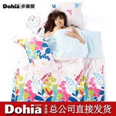 Multi favorite home textiles, Mocha pure cotton garden four sets of cotton fashion suite bedding 1.5m (5 feet) bed