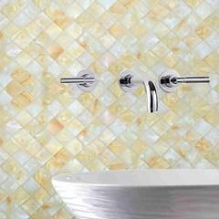 PVC self-adhesive stickers wallpaper tile bathroom toilet kitchen wall waterproof oil proof self wallpaper Diamond tiles 1.2 meters wide rice /2 large