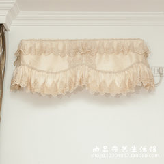 Up to grade Ma lace fabric hood cover up, do not take 1.5P beautiful GREE Haier 2P sets Table runner 30&times 180cm;