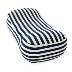 Carnation living memory cotton back pillow office car back pillow back cushion nap pillow and pregnant woman back cushion head of bed 42*20*10cm qinglan back pillow hidden blue