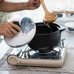 Heat resistant ceramic pot casserole soup pot soup pot fire pot Lushi electric ceramic pot rice casserole Another soup pot 2.5L