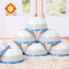 Tang Yun glaze fuguiyuan lottery tableware series 3.5 inch ceramic bowl soup bowl Single package