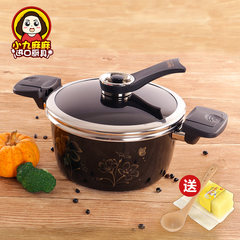 Kinisico imported low-voltage micro pressure cooker pot soup pot stew general vacuum energy-saving electric cooker 24cm pressure cooker