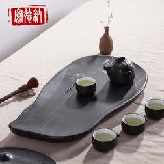 Dana palace jade tea trumpet wide natural stone stone tea tea tea table 50*28cm birds'twitter and fragrance of flowers