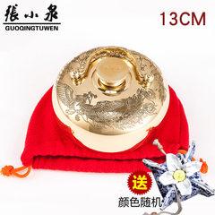 Hangzhou Zhang Koizumi Decoction Wuzi copper shangpozi thickened hand warmer hand over hot water bag of dragon and Phoenix wedding gift
