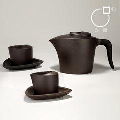 Yixing Fangyuan the teapot famous Handmade craft artist Yang Yiwen Wuji set