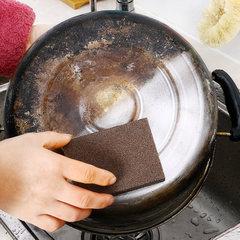 Nano diamond sand magic sponge cleaning scale, magic clean sponge bottom rust, magic wipe decontamination cotton wipe Thick section