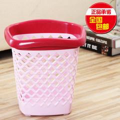 Large kitchen, creative fashion, plastic barrel, garbage bin, bathroom, household environmental protection, garbage basket, waste bin Ellipse mouth Khaki