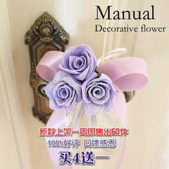 The wedding season promotion / buy four send a car decorative floats wholesale wedding Qing Sen female marriage room bow