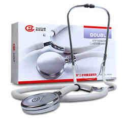 鱼跃听诊器家用医用 单用多功能铜质听头可搭配水银血压计听胎心