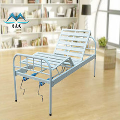 Nursing bed, multifunctional paralysis patient, single rocking bed hospital, medical bed, old bed, double bed