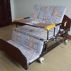 1.1 meters widening nursing bed bed bed elderly household medical bed lifting belt hole paralysis nursing bed