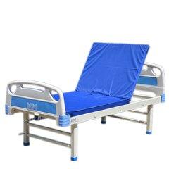 单摇床医院护理床加厚医疗床ABS家用翻身床 床垫钢管单摇病床