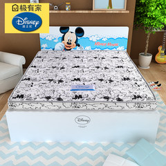 Disney children's mattress green mattress mat modern natural coconut palm mattress spine care Simmons 3E 1800mm*2000mm B pattern mattress (thick 50mm)