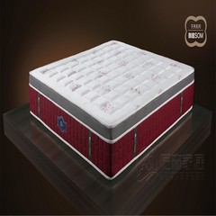 American latex mattress spring mattress double Simmons mattress fabric 1.5 Germany 1.8 meters 1500mm*2000mm Reference color