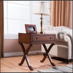 Modern minimalist support at several creative drawer Brown telephone table small tea table flower a few small side table special offer