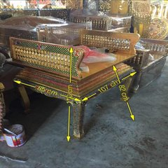 Thailand furniture imports of gold collapse goodfriend Southeast Asian style chair seats