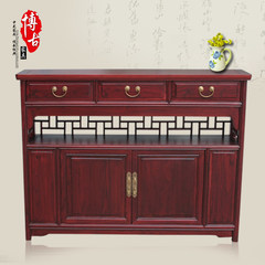 Solid wood kitchen cabinet | simple Chinese New | porch ark cabinet | classical antique furniture | old elm furniture