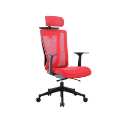 New style comfortable, breathable, adjustable armrest, rotating and lifting, multi function leisure office chair, computer chair Principal graph color Nylon foot Fixed armrest