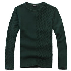 Special offer every day - head warm youth men sweater sweater sweater small fresh male students. 3XL N88 green