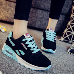 Autumn Korean ulzzang shoes 2017 new students all-match Harajuku shoes running shoes winter wind Thirty-eight 229 moonlight