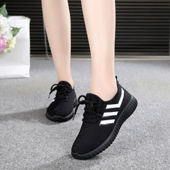The new and old Beijing shoes shoes breathable and comfortable sports shoes casual shoes small red shoes Thirty-eight 6626 black