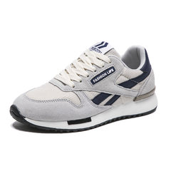 Autumn new street sports shoes female students all-match Korean ulzzang Harajuku leather casual shoes shoes Thirty-eight Light blue 8908