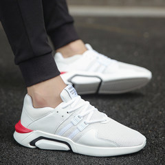 Autumn winter shoes shoes shoes all-match Korean sports shoes fashion students casual canvas shoes Thirty-eight White 599