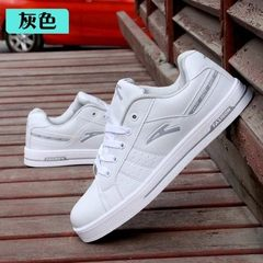Spring and autumn new men's shoes shoes business casual shoes sneakers shoes British Korean tide Thirty-eight Lime paisit