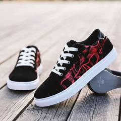 The new spring and summer 2017 Korean men's low tide daily business of sports and leisure wear shoes in England Forty-three K506 red