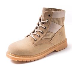 @ Aberdeen literary men Martin shoes female high Bangqiu winter new couple tooling all-match Korean Trend boots shoes Thirty-eight Camel