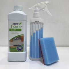 国产安利浓缩速洁厨房清洁剂抽油烟机去渍剂清洁剂强力去重油污渍